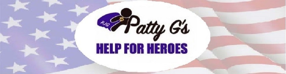 Patty G's Help For Heroes